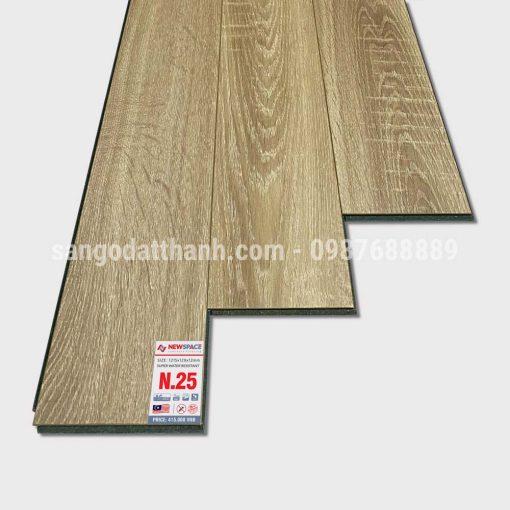 Sàn gỗ Newspace 12mm 9